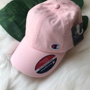 SALE 3/$25 ‼️NWT Pink Champion Adjustable Hat